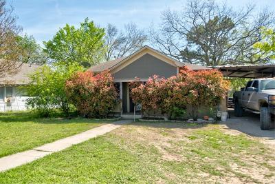 Whitesboro Single Family Home For Sale: 314 Water