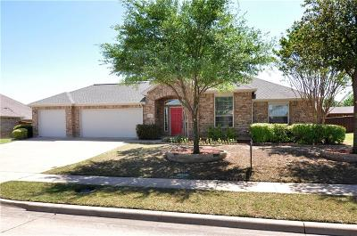 Mansfield TX Single Family Home For Sale: $324,900