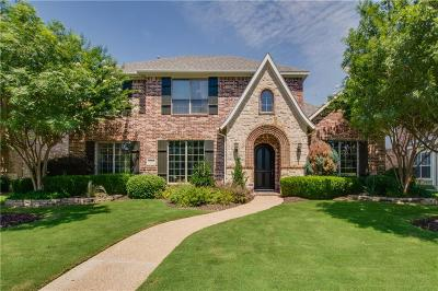 Plano Single Family Home For Sale: 6509 Village Springs Drive