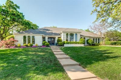 Colleyville Single Family Home Active Contingent: 1304 Plantation Drive S