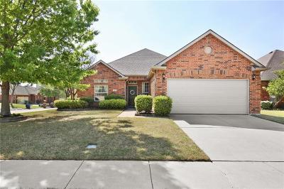 McKinney Single Family Home Active Option Contract: 2424 Champlain Way