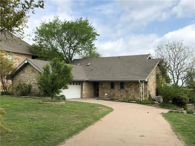 Parker County, Tarrant County, Hood County, Wise County Single Family Home Active Option Contract: 7004 Vista Bluff Court