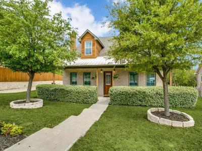 Benbrook, Fort Worth, White Settlement Single Family Home For Sale: 8644 Overland Drive