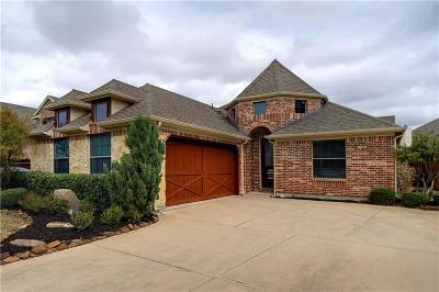 Keller Single Family Home Active Option Contract: 1709 Imperial Springs Drive