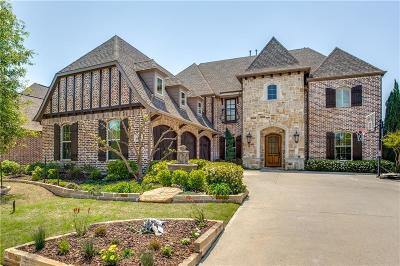 Frisco Single Family Home For Sale: 4025 Briar Tree Lane