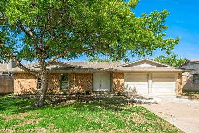 Carrollton Single Family Home For Sale: 2613 Elk Grove Road