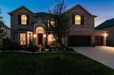 Prosper Single Family Home For Sale: 770 Calaveras Court