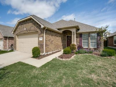 McKinney Single Family Home Active Option Contract: 5004 Promised Land Drive