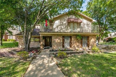 Rockwall Single Family Home For Sale: 105 Thistle Place