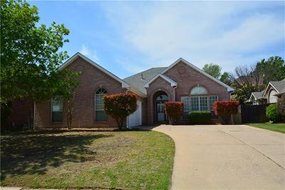 Flower Mound Single Family Home Active Option Contract: 2105 Golden Arrow Drive
