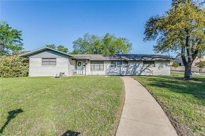 Burleson Single Family Home Active Option Contract: 200 Cindy Lane