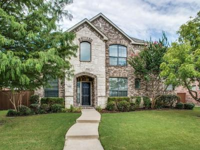 Allen Single Family Home Active Option Contract: 1703 Ponderosa Drive