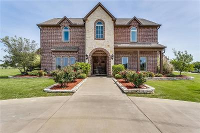 Granbury Single Family Home Active Option Contract: 1607 Bentwater Parkway