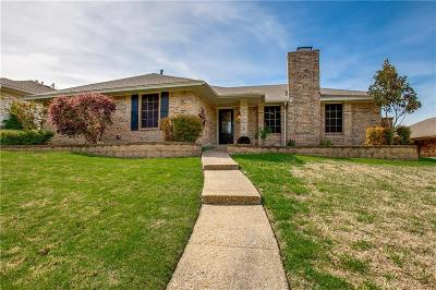 Rockwall Single Family Home Active Option Contract: 305 Shoretrail Drive