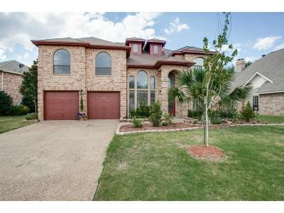 McKinney Single Family Home For Sale: 2214 Cimarron Road