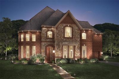Flower Mound Single Family Home For Sale: 2200 Willa Brown Court