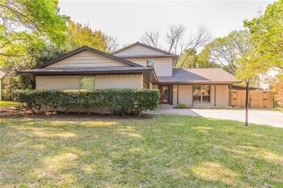 Single Family Home For Sale: 8550 Stults Road