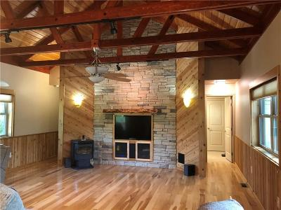 Brown County Single Family Home For Sale: 4380 Thunderbird Drive