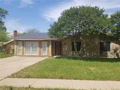 Garland Residential Lease For Lease: 2913 Potomac Drive