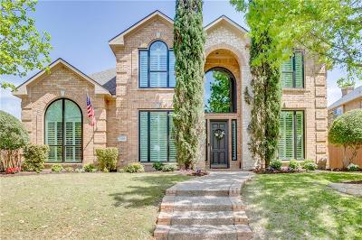 Plano TX Single Family Home Active Option Contract: $565,000