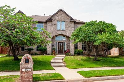 Keller Single Family Home For Sale: 1922 Overlook Ridge Drive