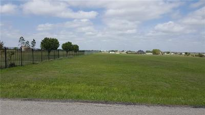 Rockwall, Royse City, Fate, Heath, Mclendon Chisholm Residential Lots & Land For Sale: 44938 Riding Club Road