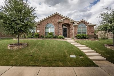 Rockwall Single Family Home Active Option Contract: 1382 Bay Line Drive