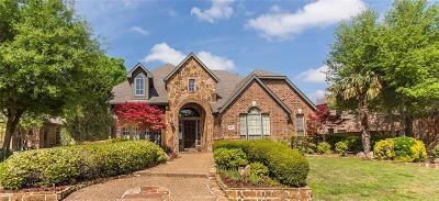 Mckinney Single Family Home For Sale: 1508 Woodhaven Drive