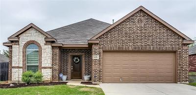 Burleson Single Family Home For Sale: 1121 Hidden Lake Drive