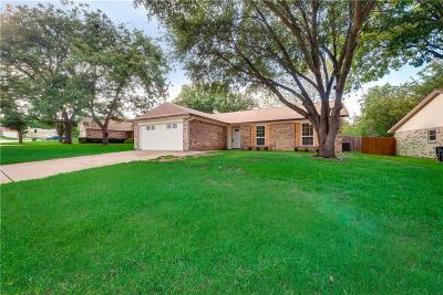 Fort Worth Single Family Home For Sale: 10120 Buffalo Grove Road