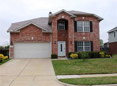 Watauga Single Family Home Active Contingent: 5229 Cedar View Court