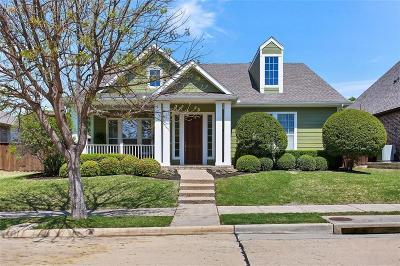 Carrollton Single Family Home Active Option Contract: 1729 Auburn Drive