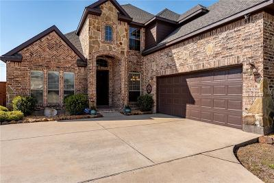 Sachse Single Family Home For Sale: 6508 Fieldcrest Lane