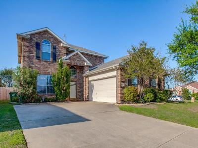 Sachse Single Family Home Active Option Contract: 4510 Peach Tree Lane