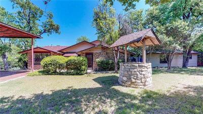 Parker County, Tarrant County, Hood County, Wise County Single Family Home For Sale: 7029 Cahoba Drive
