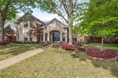 Allen Single Family Home Active Option Contract: 1100 Bayshore Street