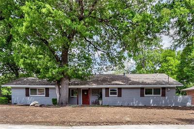 Dallas Single Family Home Active Option Contract: 3538 Cripple Creek Drive