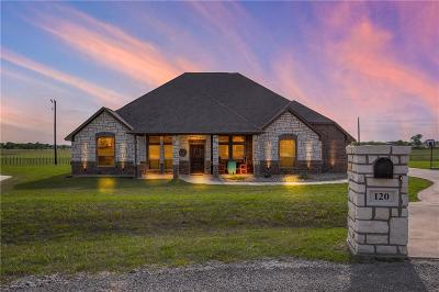 Weatherford Single Family Home For Sale: 120 Spirit Court
