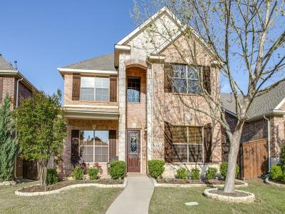 Lewisville Single Family Home For Sale: 1555 Barksdale Drive