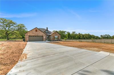 Weatherford Single Family Home For Sale: 131 Captain Lane