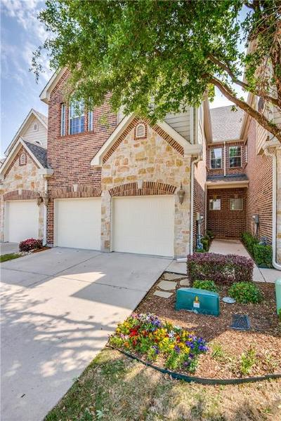 Lewisville Townhouse For Sale: 192 Milan Street #802