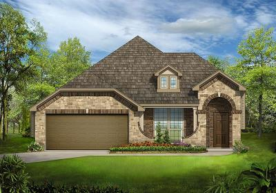 Aubrey Single Family Home For Sale: 1704 Emerald Tree Place