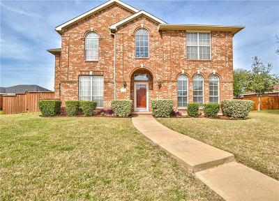 Mesquite Single Family Home For Sale: 1127 Hidden Ridge Drive