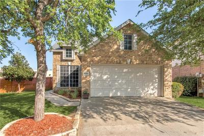 Fort Worth TX Single Family Home For Sale: $268,300