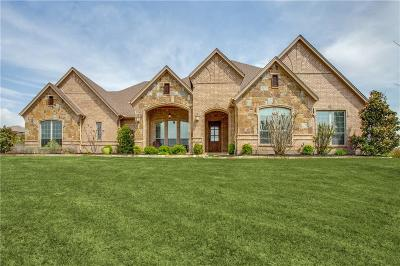 Fort Worth Single Family Home For Sale: 12316 Bella Vino Drive
