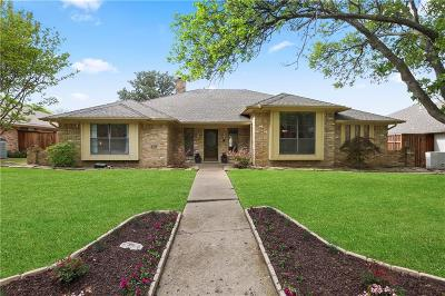 Single Family Home For Sale: 9122 Windy Crest Drive