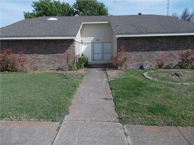Single Family Home For Sale: 746 Tacoma Drive