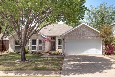 Flower Mound Single Family Home Active Option Contract: 5309 Valleydale Drive