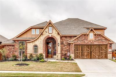 Aledo Single Family Home For Sale: 709 Paintbrush Court
