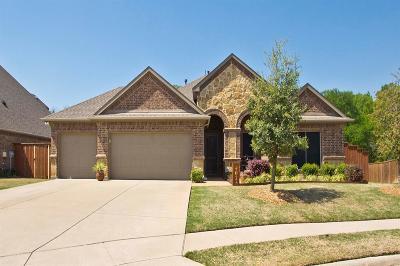 Rowlett Single Family Home For Sale: 4025 Enclave Lane
